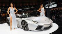 Lamborghini Reventon Roadster Officially Revealed