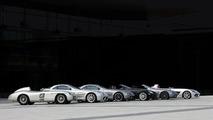 Mercedes-Benz SLR McLaren Stirling Moss, 300 SLR, SLR Coupé, SLR 722 Edition, SLR Roadster, SLR Roadster 722 S