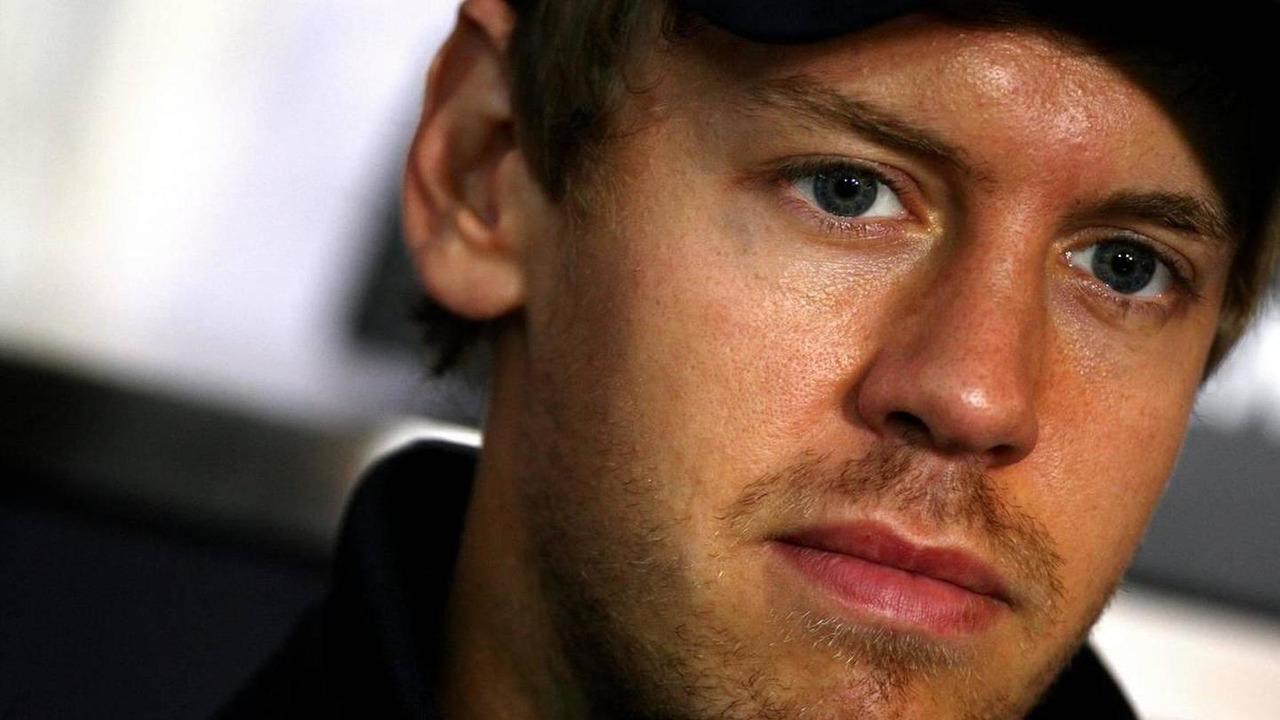Sebastian Vettel (GER), Red Bull Racing, German Grand Prix, 22.07.2010 Mannheim, Germany
