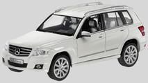 Mercedes Monochrome Gift - GLK-Class Sport model car