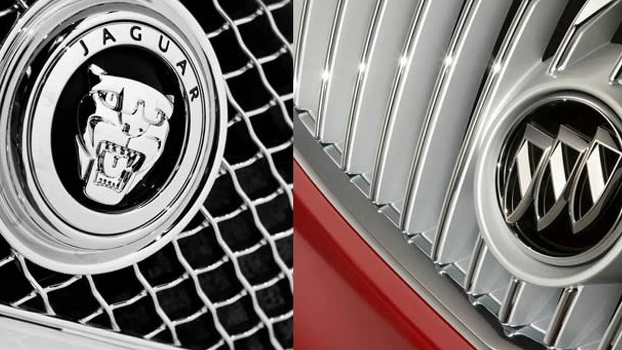 Jaguar & Buick