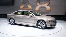 2011 Audi A8 Makes Public Debut in Detroit