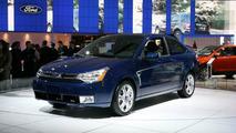 Ford Focus Facelift at NAIAS