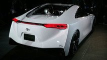 Toyota FT-HS Concept Unveiled