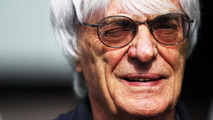 Ecclestone plays down London GP hopes