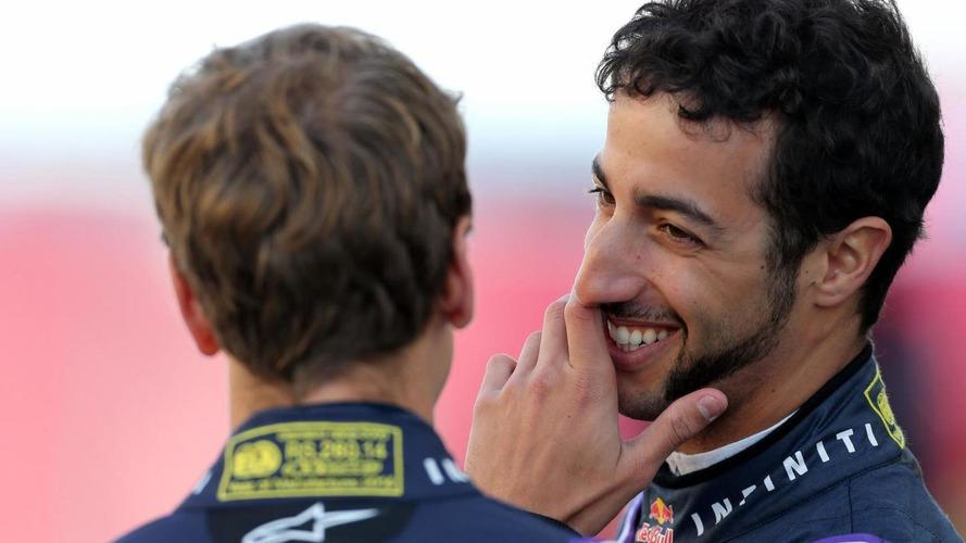 Ricciardo doubts Vettel quit rumours