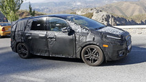 2015 Ford S-Max spied in southern Europe