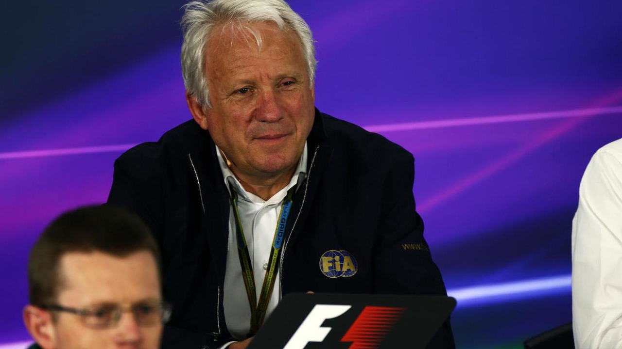 Charlie Whiting (GBR) / XPB