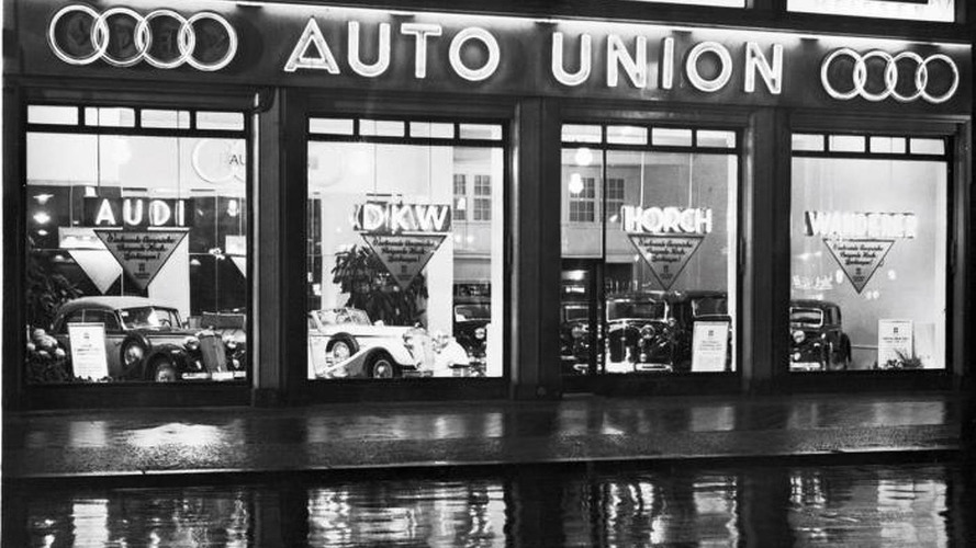 Volkswagen Group to be renamed Auto Union - report