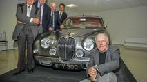 Jaguar Mark 2 for Ian Callum