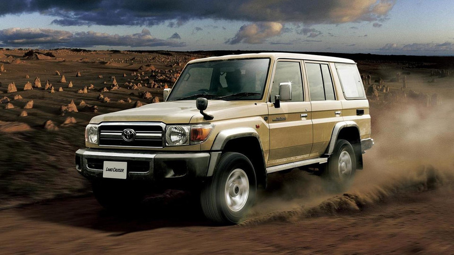 Toyota re-launches original Land Cruiser 70 in Japan