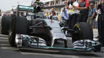 Mercedes in 2014 re-think after 'wake-up call'