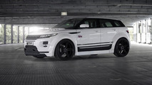 Range Rover Evoque gets wide bodykit from Prior Design