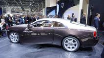 2014 Rolls-Royce Wraith officially unveiled