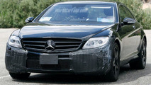 SPY PHOTOS: More Mercedes CL 63 AMG