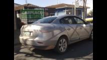 Flagra 2: Novo Renault Mégane / Fluence é flagrado com pouco disfarce em Curitiba