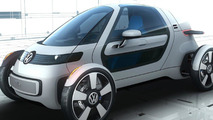 VW's single-seat EV concept is called the NILS