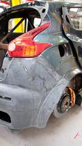 Nissan Juke-R: Body Styling [video]