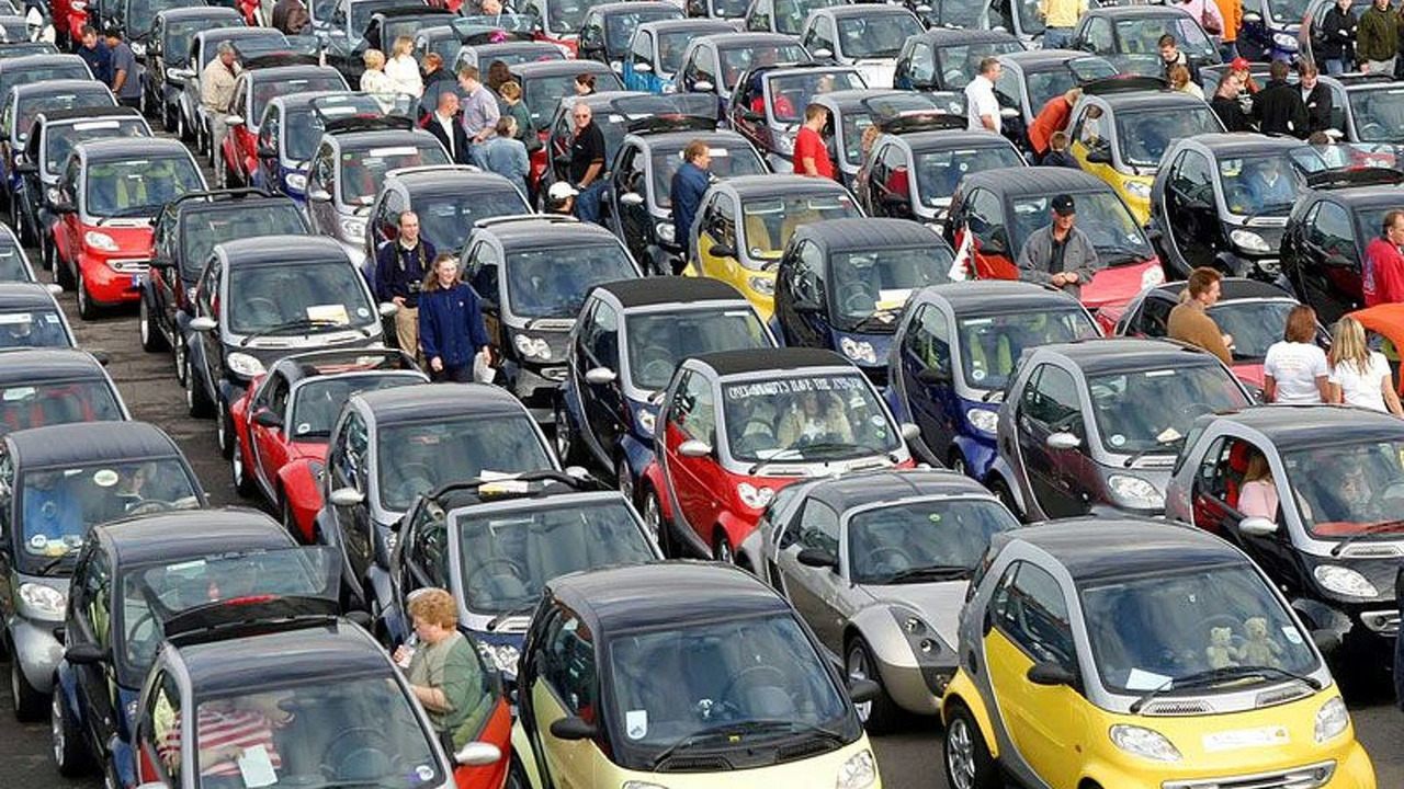 The 2004 annual smart rally
