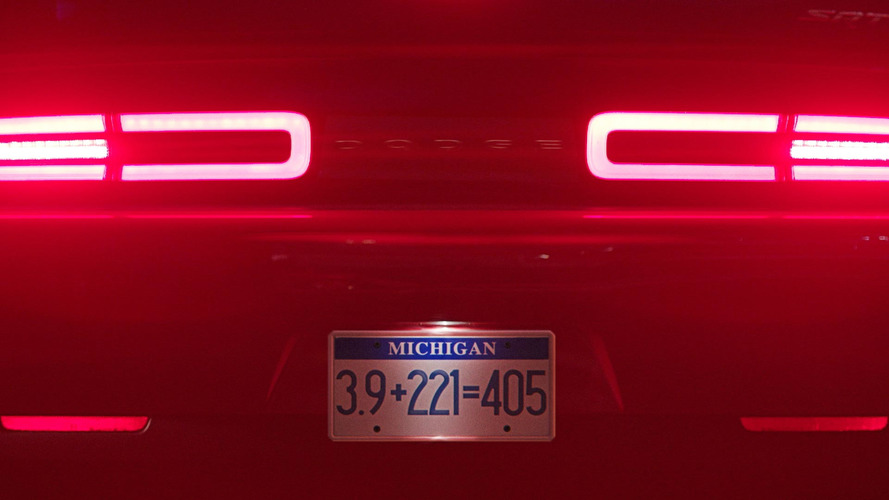 Dodge drops yet another cryptic Challenger Demon message