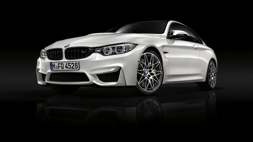 BMW M3 & M4 gain a new competition package