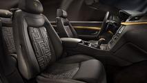 Maserati GranCabrio Fendi to debut in Frankfurt