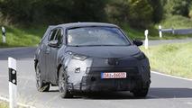 2016 Toyota C-HR production version spy photo
