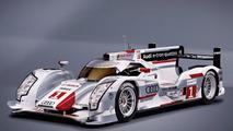 Audi R18 e-Tron hybrid quattro announced for Le Mans