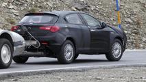 Alfa Romeo CXover spy photo 17.10.2012 / Automedia