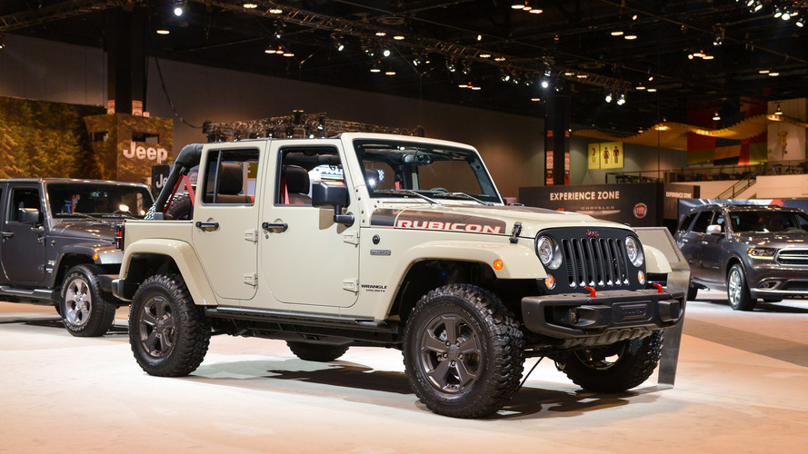 6 details you might have missed on the Jeep Wrangler Rubicon Recon