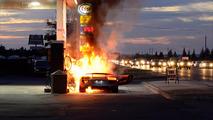 Dragon's Den star with burnt Porsche 918 Spyder suing for millions
