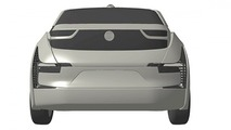 Possible BMW i5 patent image