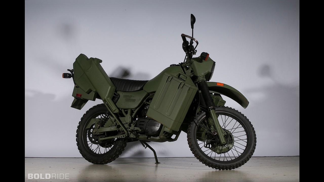 Harley-Davidson MT500
