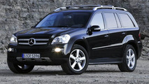 Mercedes-Benz GL-Class Makes Asian Debut