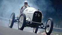 1914 Opel Grand Prix car