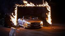 Dynamo vs David Coulthard PR stunt 02.8.2013