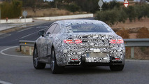 2014 Mercedes-Benz S63 AMG Coupe spied again up close