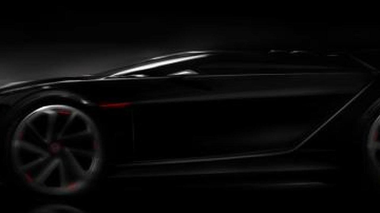 Vision Gran Turismo concept for Gran Turismo 6