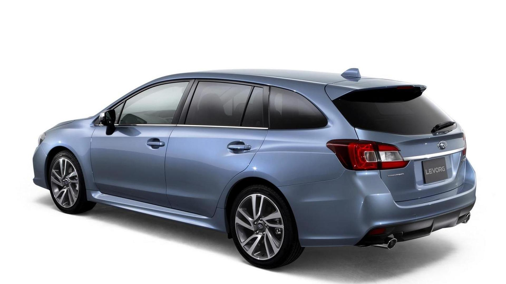 Subaru Levorg to be unveiled on New Year's Day, will be launched in May
