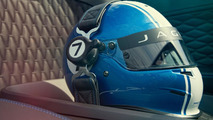 Jaguar Project 7 concept unveiled [video]