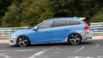 2014 Volvo V60 Polestar spied for the first time