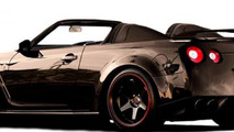 Nissan GT-R Cabrio by Newport Convertible Engineering announced