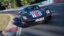 Porsche 918 Spyder production model breaks Nurburgring ring record