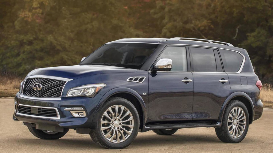 Infiniti announces 2015 QX80, adds high-end Limited trim