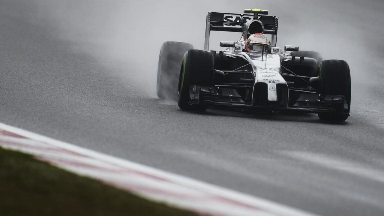 Kevin Magnussen (DEN), 19.04.2014, Chinese Grand Prix, Shanghai / XPB
