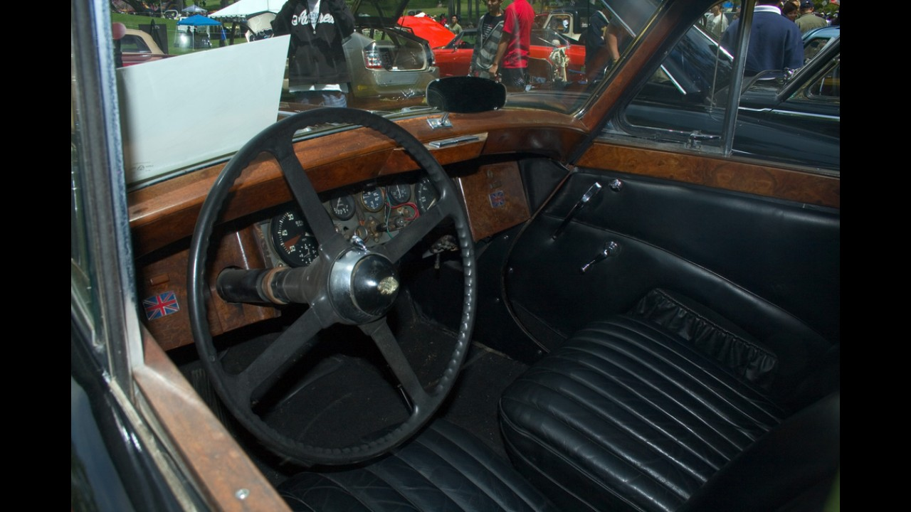 Jaguar Mark V