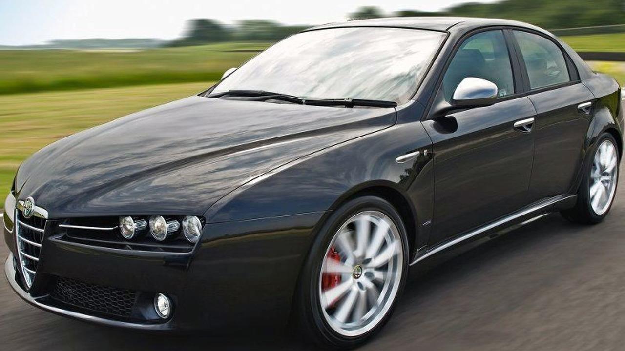Alfa 159 Turismo Internazionale