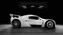 Composite Worx Lotus Extrema with Corvette engine revealed