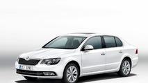 2013 Skoda Superb facelift