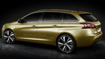 2014 Peugeot 308 SW digitally imagined